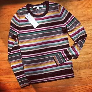 Veronica Beard multicolor sweater